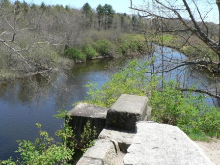 The Eastern Trail Alliance needs to raise $1 million by the end of the year to fund a new bridge crossing over the Nonesuch River in Scarborough. ​