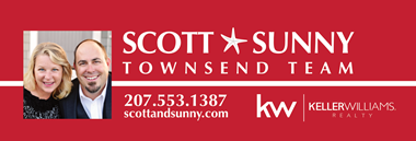 Scott and Sunny Townsend - sponsors