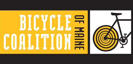 Bicycle Coalition of Maine logo