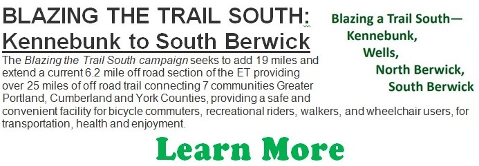 Blazing the Trail South Learn More button