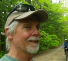 Larry Glantz, ETA Website Manager
