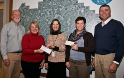 Chamber of Commerce Donations to CTG