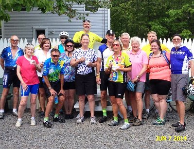 June 7 Loop & Lunch Bunch