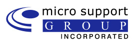 Micro Support Group logo