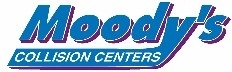 Moody's Collision logo
