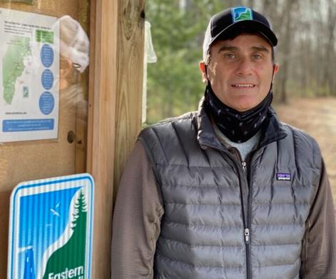 Eastern Trail Executive Director Jon Kachmar