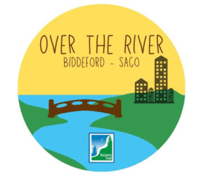 Over The River logo