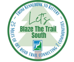 Blazing the Trail South logo